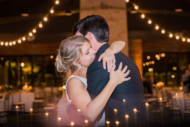 Michele's wedding at La Cantera wedding last dance